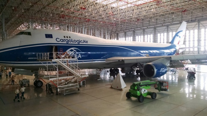 The scope of works agreed with Sharjah-based Volga-Dnepr Gulf includes airworthiness directive/service bulletin (AD/SB) accomplishment, modifications and Out-of-Phase (OOP) tasks.