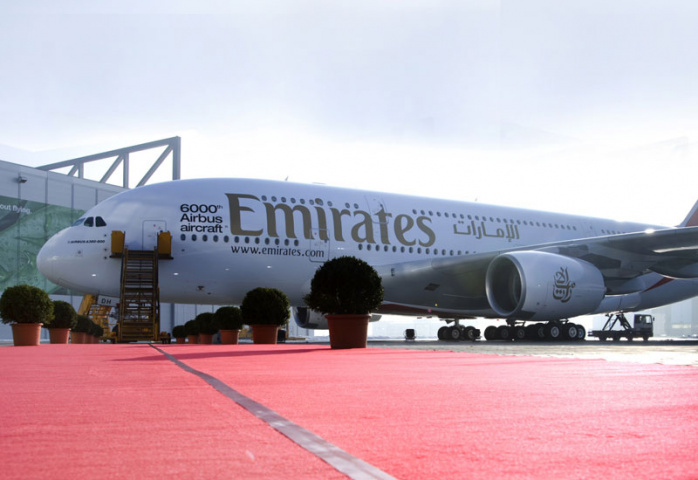 Emirates A380, Emirates airline, Environment, NEWS, Aviation