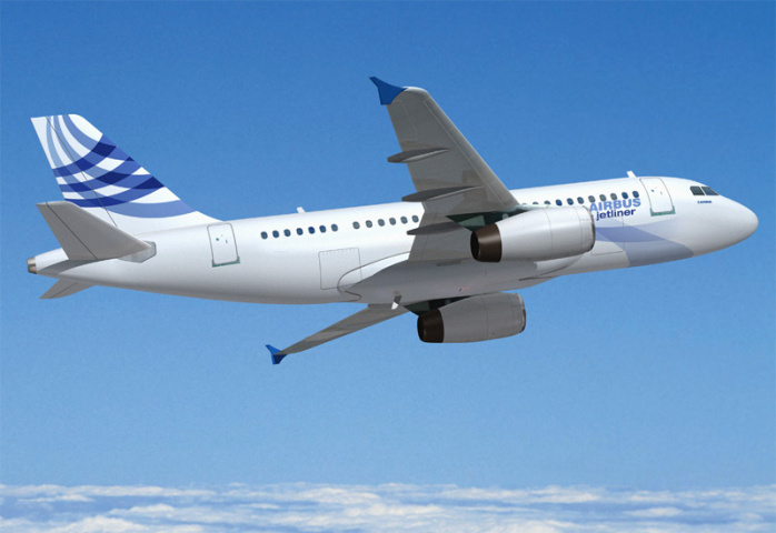 Another Airbus Corporate Jet is on its way to a GCC customer.