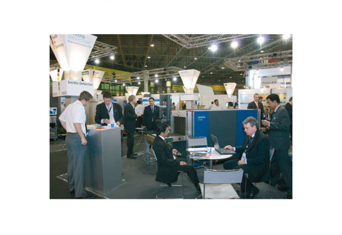 Build your business: Suppliers and airport managers will meet face-to-face.