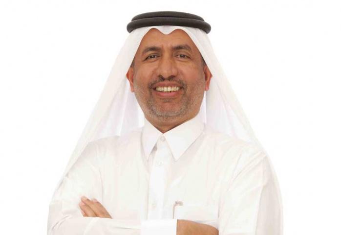 Khalifa Ali Al-Hetmi, President and CEO of Milaha.
