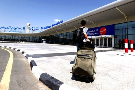 Dubai Airport's traffic report for DWC said fourth-quarter passenger traffic was also up compared to the same period in 2015 – by 39.9% from 177,608 to 248,405.
