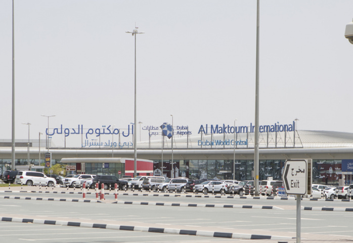 Dubai Airports had recently announced that Al Maktoum International Airport has a projected annual capacity of 12 million tonnes of freight and 160 to 260 million passengers.