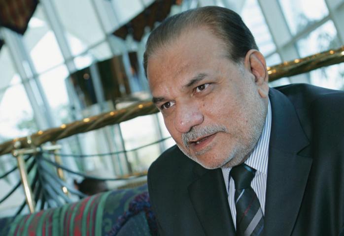 Syed Mustafa, vice president, Almajdouie Group
