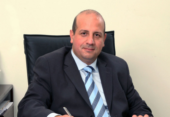Bayanat Airports general manager Alain Bourjeily