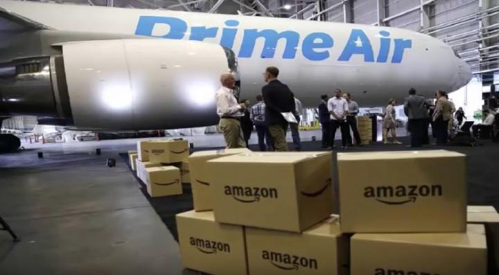 Amazon, Logistics, White friday, Uae