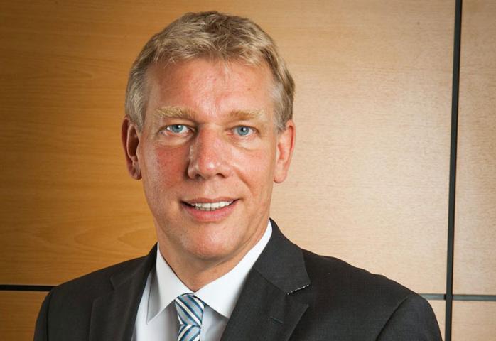 Sohar Port & Freezone CEO, Andre Toet