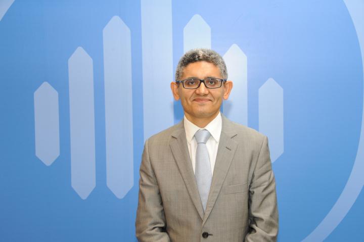 Ossama Tawfick, VP Sales, MENA, AspenTech.