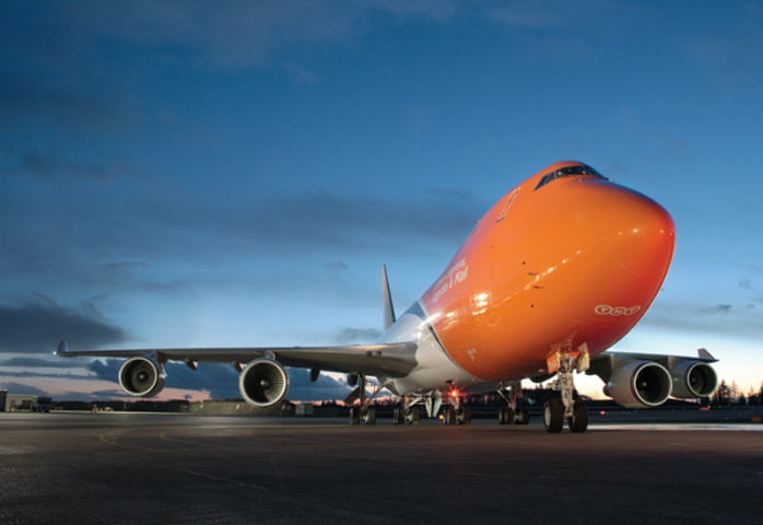 TOUGH TIME: TNT says that business on its road transportation network has grown while air express has declined.
