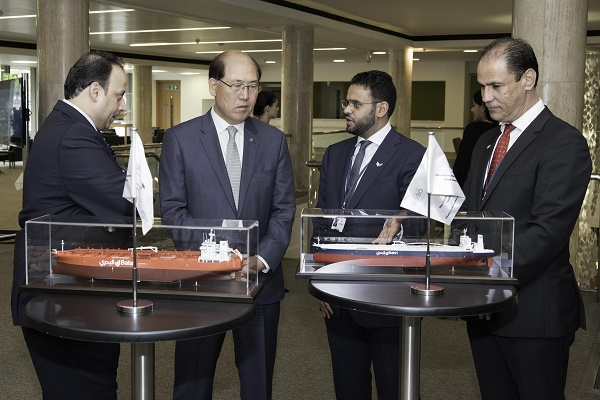 Senior representatives from Bahri joined other members of a KSA delegation recently in participating in board meetings of the International Maritime Organization (IMO).