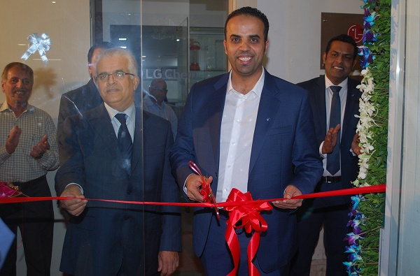The new office, located in the central suburb of Hiranandani – Powai, was inaugurated by the company's chief executive officer, Eng. Ibrahim Al-Omar, in the presence of Ahmed Al-Ghaith, president, Bahri Logistics, Wael Al-Sarhan, vice-president, Marketing and Communications, Bahri, Capt. Jiten Bhosale, Bahri's India country manager and other senior executives and staff.