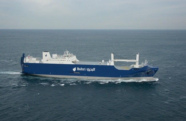 SEC will use Bahri for its project cargo needs as part of the deal.