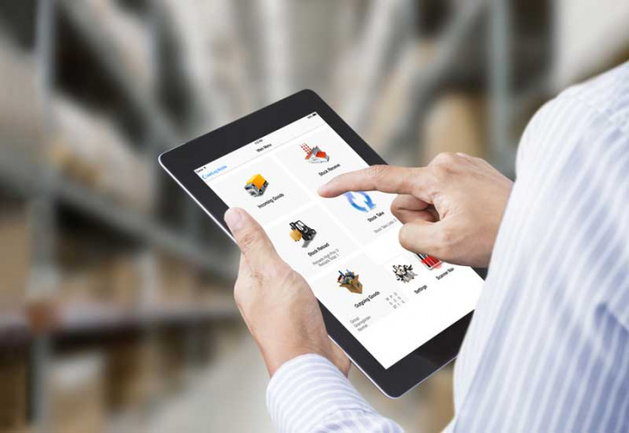 Bitlog says the UAE market is ready for an innovative WMS -warehouse activities can be monitored and managed also from an iPad.
