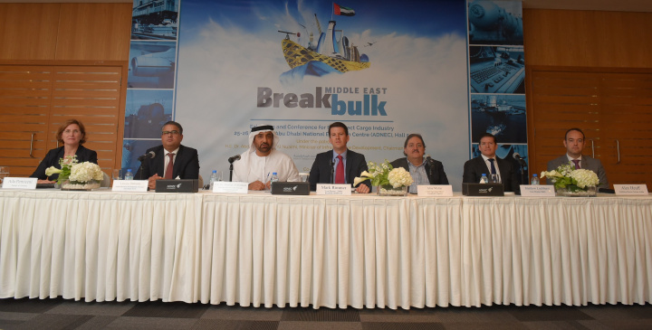 A panel of industry experts discussed some of the key opportunities and challenges facing the project cargo transportation and logistics sectors in the Gulf.