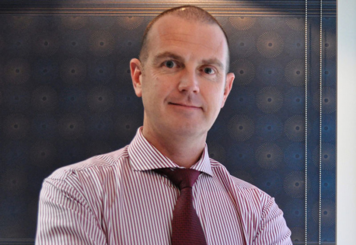 Brent Melvin, general manager of supply chain solutions at Massar Solutions.