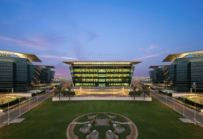 Business parks such as Dubai South saw the most stability in rentals in 2015.