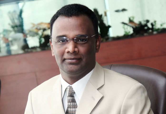 C. Mani, vice president, IT, New Age Software & Solutions