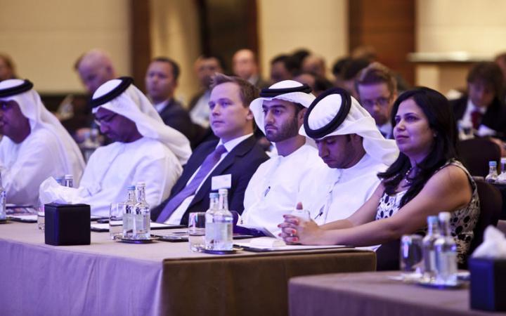 Leaders in logistics, Conference, Dubai