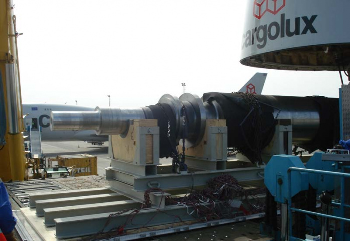 Cargolux will pay $114 million in fines over a five-year period.