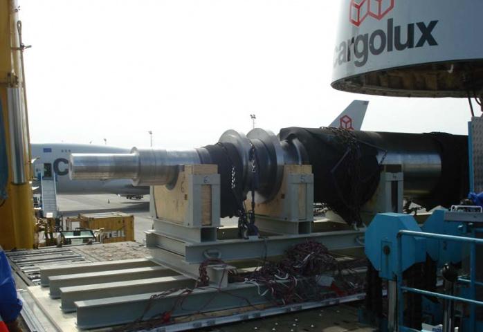 Cargolux suffered a net loss in 2008 despite increased revenue and market share.