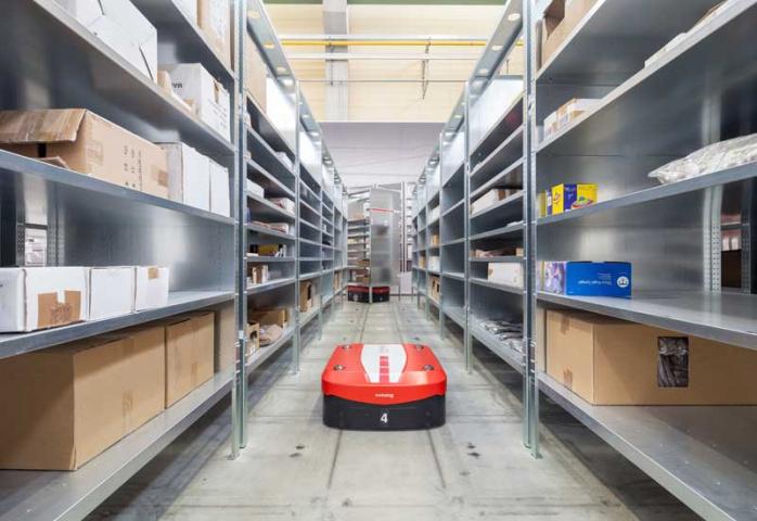 DB Shenker, Swisslog, NEWS, Materials Handling