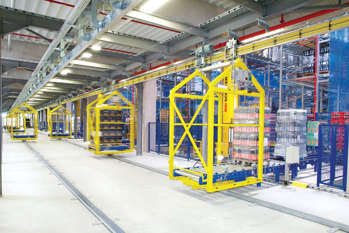The ongoing education of the consumer is crucial to the success of automated warehousing sector.