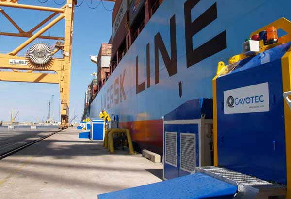 MOORING:APM Terminals has ordered new units