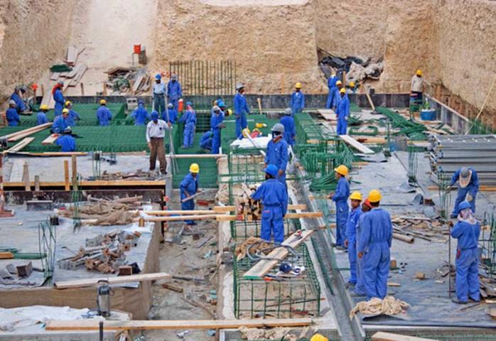Construction, Skills shortage, NEWS