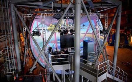 Crane simulator, Kongsberg Globalsim, NEWS, Ports & Free Zones, PRODUCTS