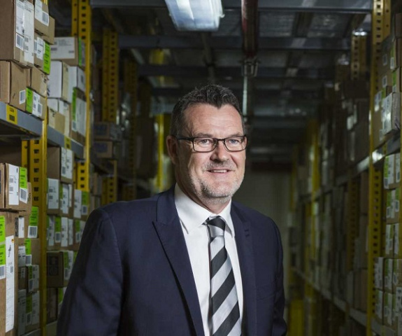 Geoff Walsh, UAE country manager, DHL Express.