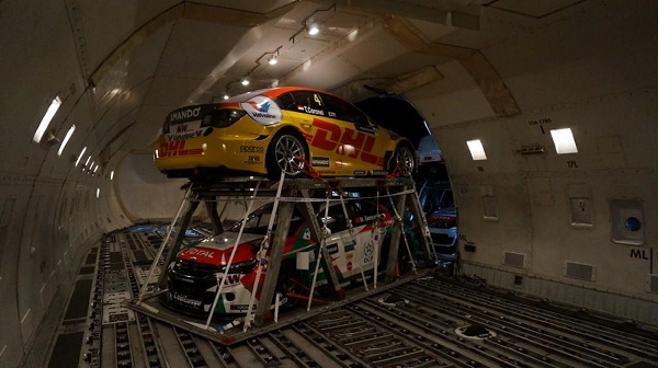 """Logistics has always been the """"behind-the-scenes"""" engine of motorsports events around the world, the WTCC wouldn't take place without DHL."""