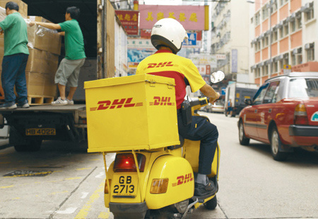 SYSTEMS UPGRADE: DHL will see increasing throughput