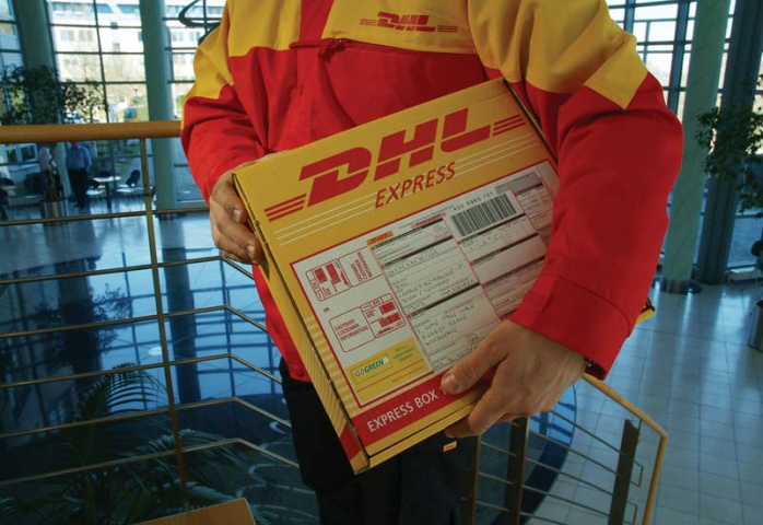 Dhl express, Express logistics, E-commerce, Dubai south