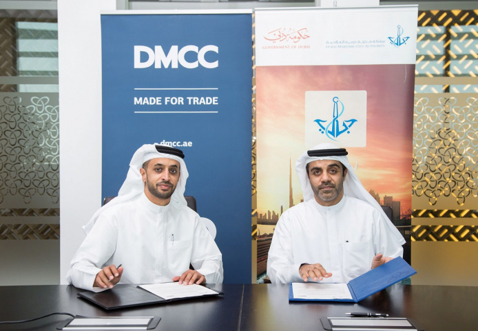 DMCC and DMCA sign MoU to promote Dubai to the world as maritime hub