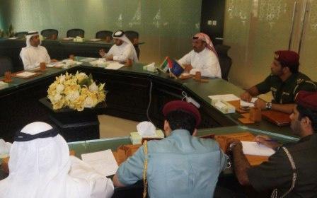 Dmca, Dubai Civil Defence, NEWS