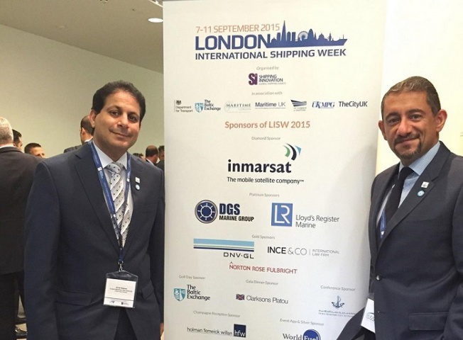 Dubai Maritime City Authority (DMCA) showcased the emirate as a first-class maritime hub during the high-profile London International Shipping Week (L