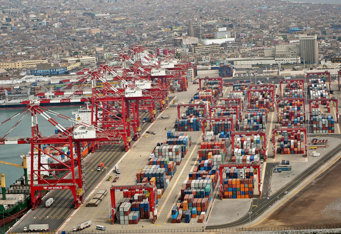 DP World manages Peru's port of Callao, as well as the port of Paita, in the north of Peru, the second biggest in terms of movement of shipping containers.