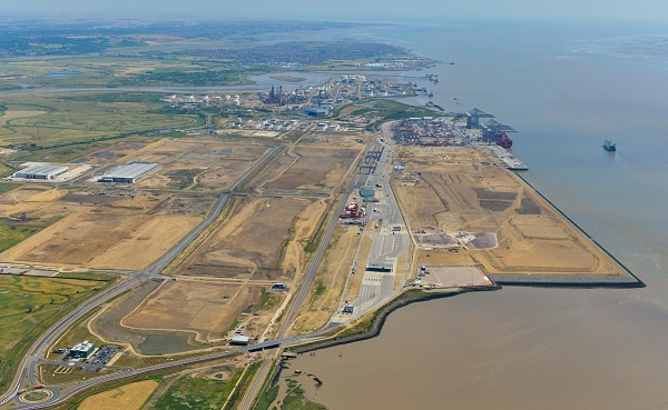 Pentalver has opened a new container services facility at DP World's London Gateway deep sea port.
