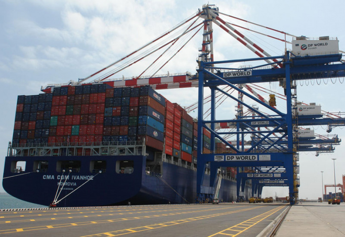 Dp world, Ports, NEWS, Ports & Free Zones