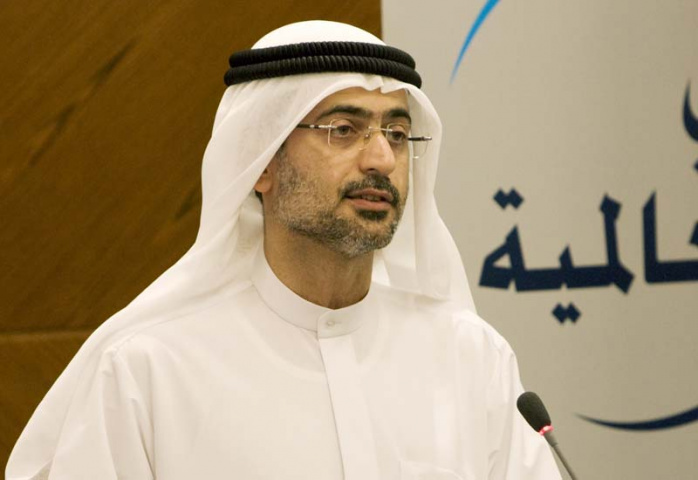 DP World CEO, Mohammed Sharaf
