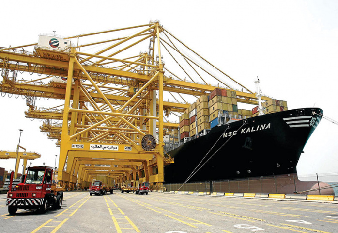 DP World will upgrade Egypt's Ain Sokhna seaport to cater to larger vessels using the expanded Suez Canal.