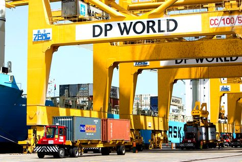 Dp world, Blockchain, Uae, Shipping, Technology, Digitisation