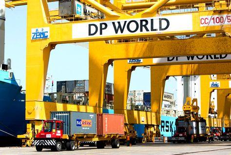 Dijibouti, China, Dp world, Dubai, Africa, Logistics