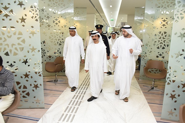 During the launch of the new Port Rashid Customs Center, Sultan bin Sulayem, DP World group chairman & CEO and chairman of Ports, Customs and Free Zone Corporation, reaffirmed the importance of facilitating the business and making the clients happy by providing smart services that add value to their trade.