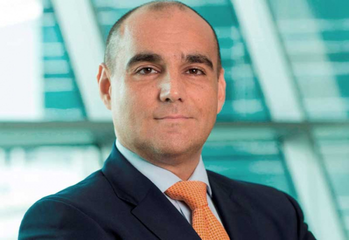 Paolo Serra, vice president at DWC's Business Park