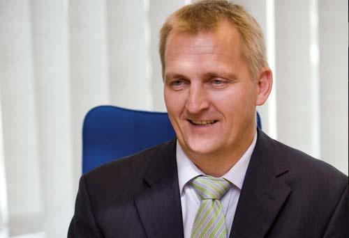 KLAUS TINDBORG: Regional director of Damco