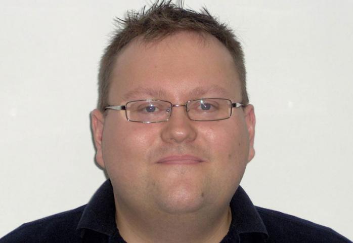 David Burck, head of logistics, GAC, Dubai