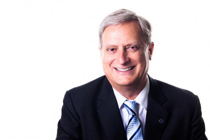 David Noble, Group CEO CIPS.