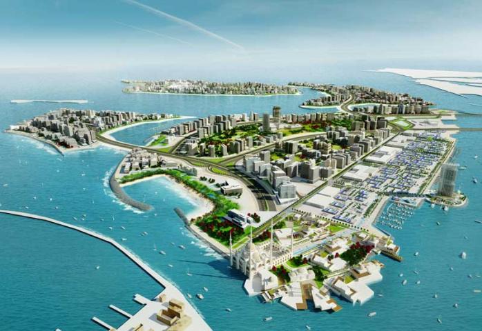 Deira Islands.