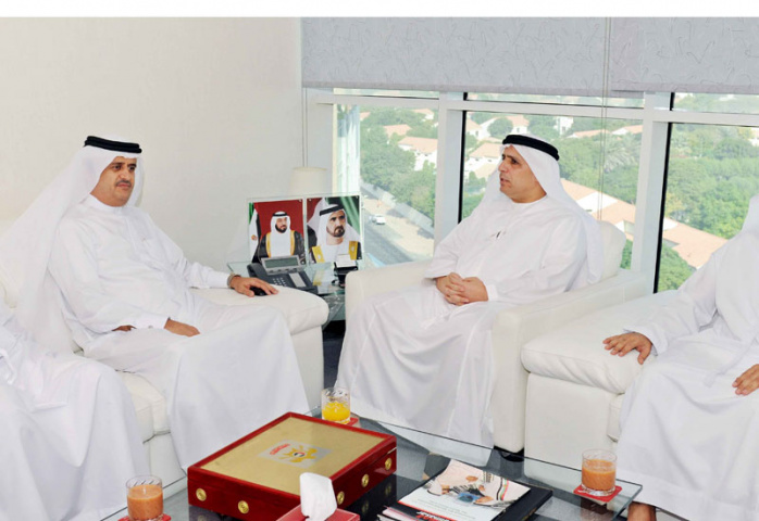 DP World and RTA officials discussed mutual co-operation initiatives during their meeting.